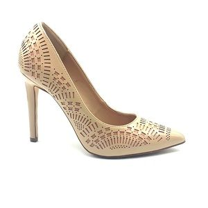 SALE ❤️ Izabella Rue SIDARA size 6 nude dress heel